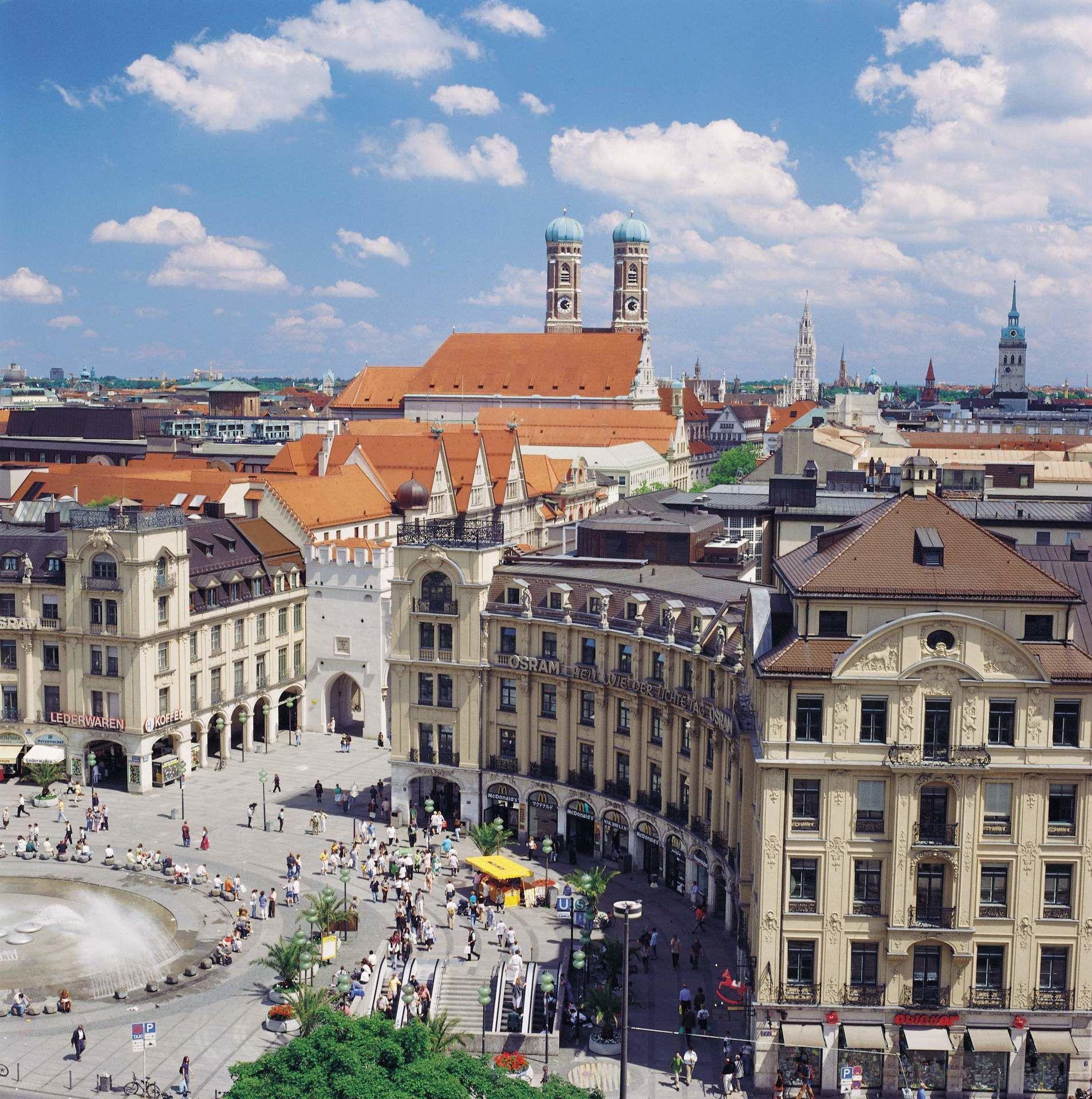 München Sehenswürdigkeiten Hofbräuhaus Oktoberfest Therme Erding ... Haus Und Garten Innovationen Garten Sehenswert